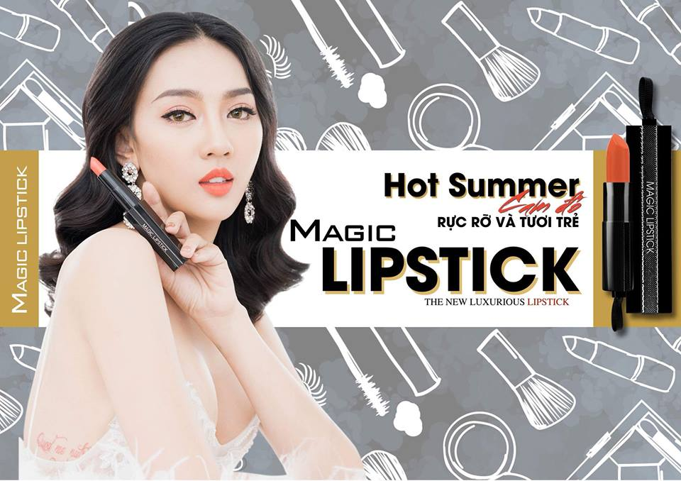 Son Magic Lipstick (cam-do)